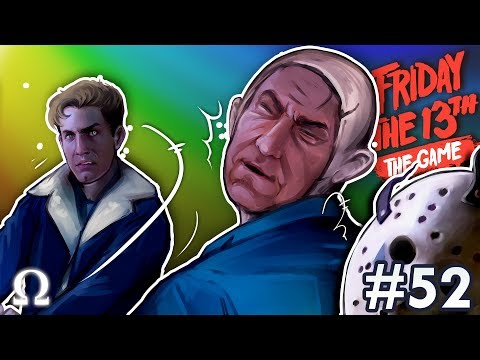 JASON'S LITTLE IMPOSTER! | Friday the 13th The Game #52 Ft. Satt, Swag, Momo