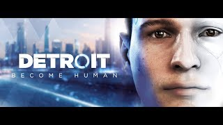 Робот - Detroit: Become Human  фантастика HD