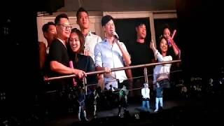 周杰倫地表最強巡演-台北站9/30 李聖傑包廂飆唱《安靜》