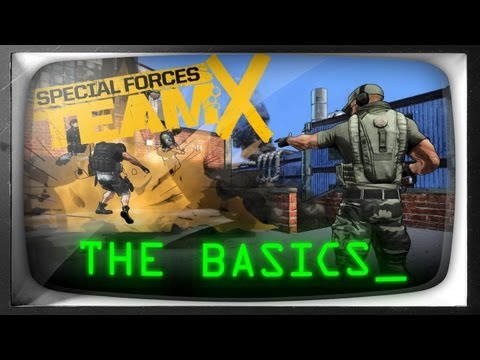 The Basics - Special Forces Team X