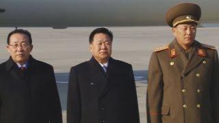 金正恩氏特使、訪ロへ出発 関係強化、大統領と会談も
