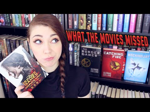 WHAT THE MOVIES MISSED: THE HUNGER GAMES TRILOGY