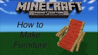 Furniture for Minecraft Pocket Edition