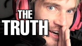 One of World Of The Orange's most viewed videos: THE TRUTH ABOUT PEWDIEPIE
