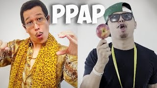 Ppap Pen Pineapple Apple Pen In 4k Video By Udin Swek Ppap