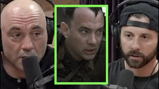 Navy Seal Trevor Thompson on the Realism of Saving Private Ryan | Joe Rogan
