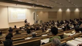 東北学院史資料センター主催 2016年度公開講演会「鈴木義男と平和憲法」