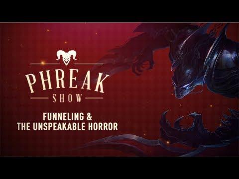 Phreak Show: Funneling & The Unspeakable Horror