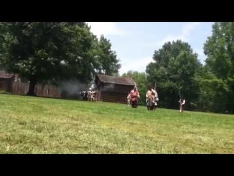 The Seige of Fort Watauga part 1