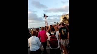 Mallory Square Key West Sunset 2015