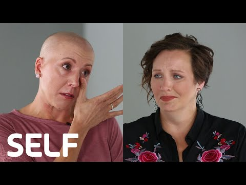 One Woman Diagnosed With Breast Cancer Interviews Someone in Remission | SELF