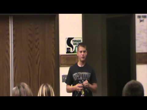 Dalton's Intro Speech