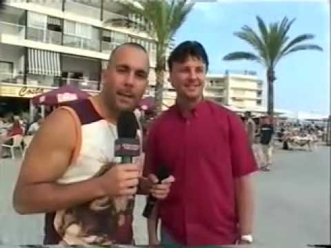 Mental Theo on the Road in Salou Afl. 2 Part 2