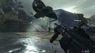 Call of Duty: Black Ops 2 ☆Без урона☆ #2 - Целерий (ветеран)