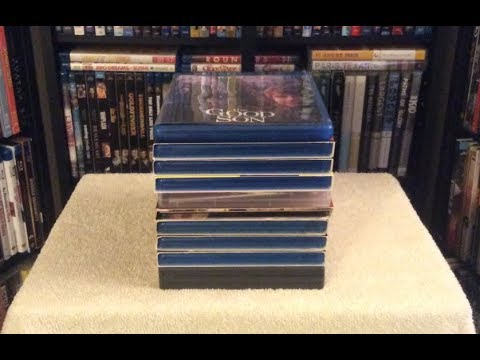 HUGE BLU RAY PICKUPS HAUL UPDATE + Criterion / August 2017 - 10 Pickups!