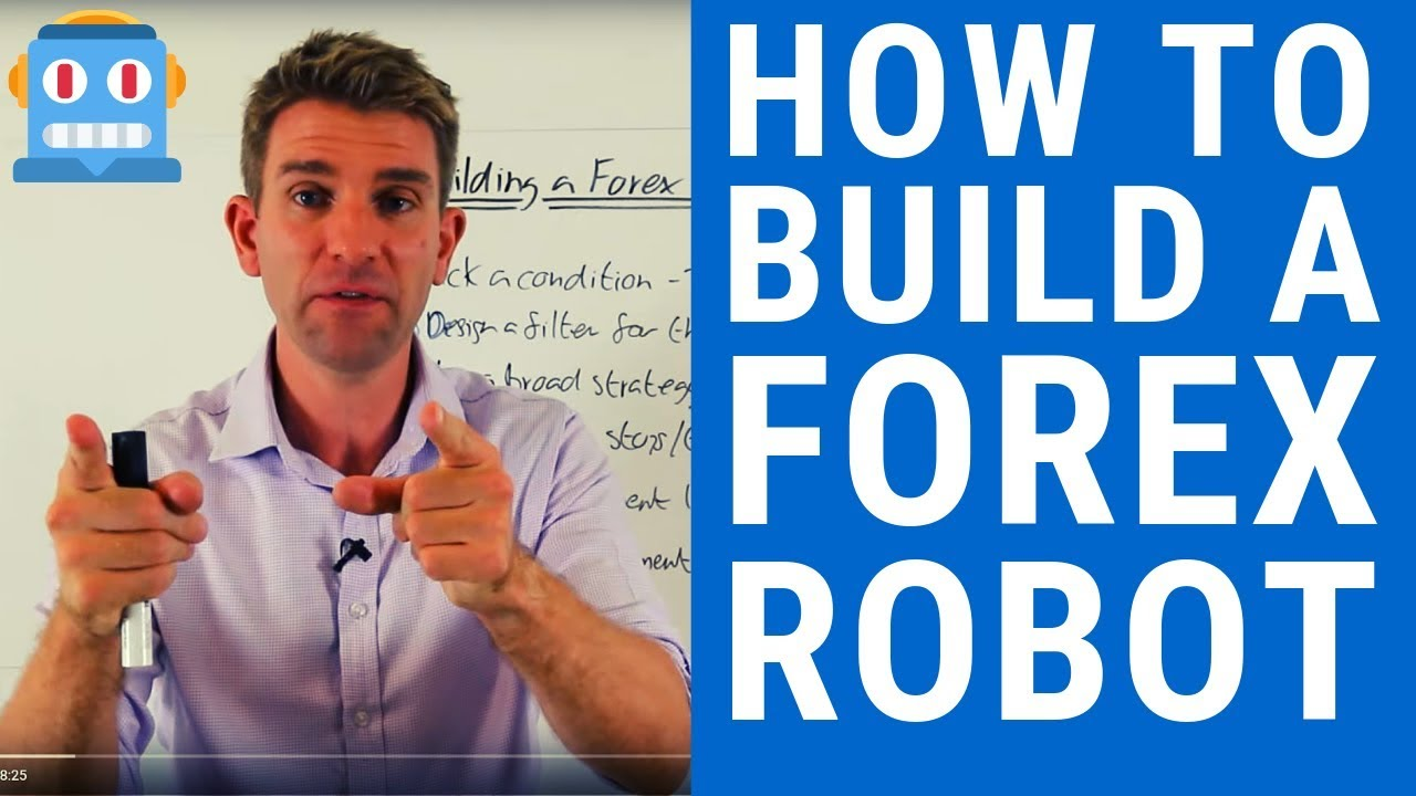 How to build forex robot