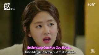 Chae Ro Woon - Neol Sarang Ha Get Suh (Introvert Boss Ep.  13) Mp3