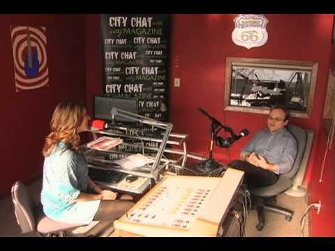 City Chat With Edgar Oliveir, Harvest Brazilian Restaraunt