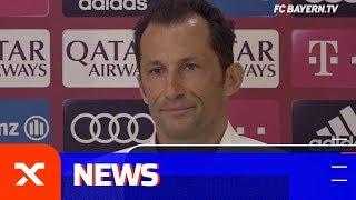 Hasan Salihamidzic über den Wechsel von Benjamin Pavard und Callum Hudson-Odoi   FC Bayern   SPOX