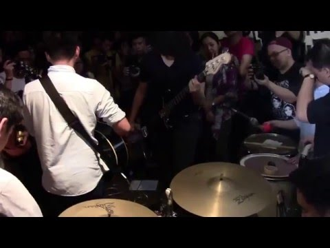Tom's Story album launch @ Route 196 (part 1)