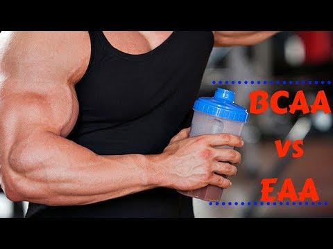 BCAA VS EAA : Aminoacidi Ramificati Vs Aminoacidi Essenziali II Quali Scegliere ?