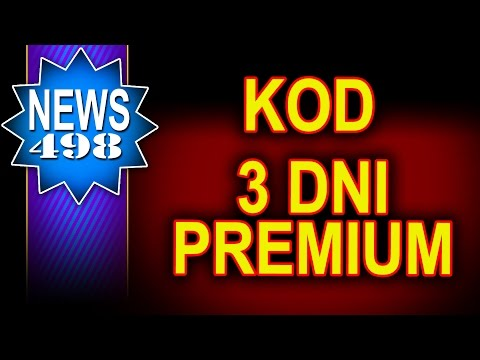 Kod na 3 dni premium - NEWS - World of Tanks