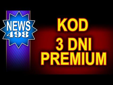 Kod na 3 dni premium - NEWS - World of Tanks