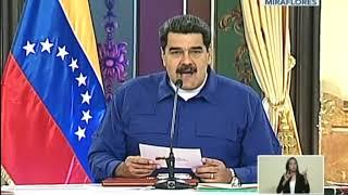 Maduro: Fuimos a restaurant Salt Bae (Nusret) tras ser invitados por autoridades de Estambul