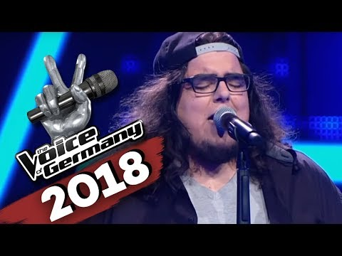 Michael Schulte - You Let Me Walk Alone (Fabian Riaz) | The Voice of Germany | Blind Audition
