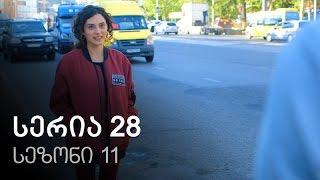 ჩემი ცოლის დაქალები - სერია 28 (სეზონი 11)