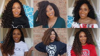 MY BEST & WORST CROCHET BRAIDS OF 2018 LIA LAVON