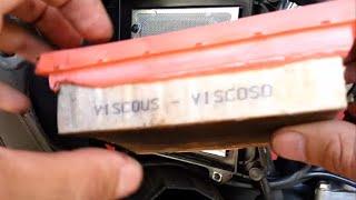 Como Fazer a Troca do filtro de ar - Honda CG Titan 150