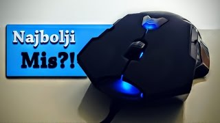 NAJBOLJI MIŠ DO 40$!? | Delux M811 Gaming Mouse Review and Unboxing