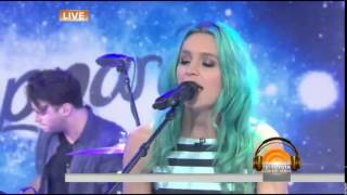 Sheppard //  Geronimo -  Live on Today Show