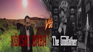 Köksal Baba vs The Godfather | Destansı Rap Savaşları | DRS