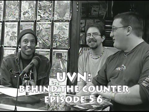 UVN: Behind the Counter 56