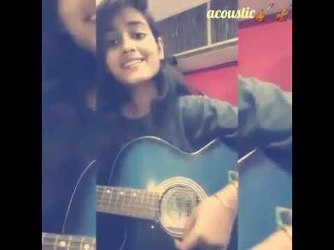 Bin tere sanam acoustic version by @kratisaini