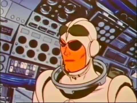 Space Angel - Cosmic Combat - Full Episode 6 (Alex Toth)