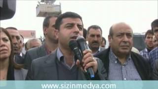 BDP Eş Genel Başkanı Midyat'ta