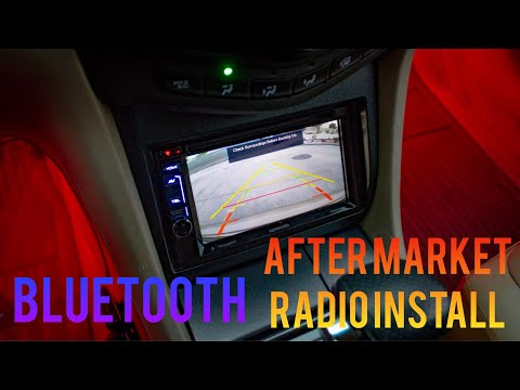 Aftermarket Radio Install Honda Accord 2003-2007