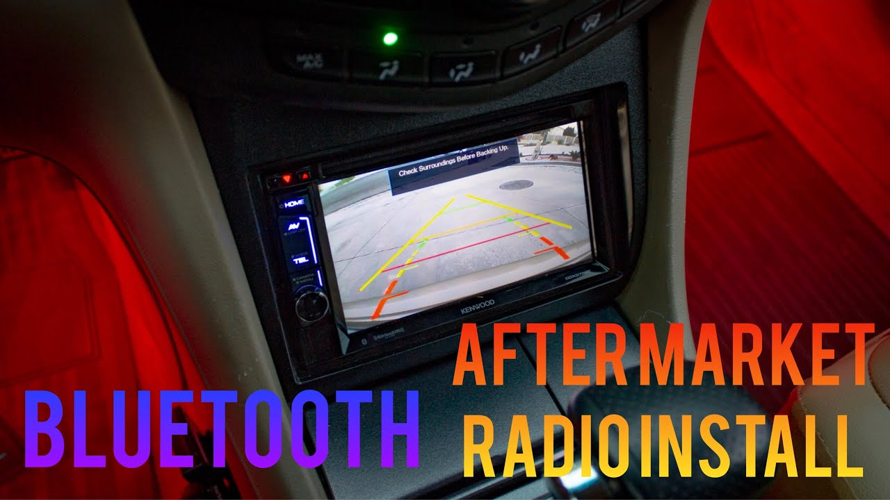 Aftermarket Radio Install Honda Accord 2003 2007 Youtube Sony Car Stereo 16 Pin Wiring Harness