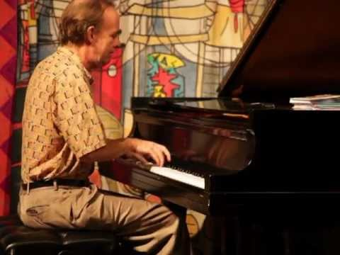 """Lecture/Performance: Tom McDermott, """"New Orleans Piano Traditions"""". Tulane University (07/11/12)"""