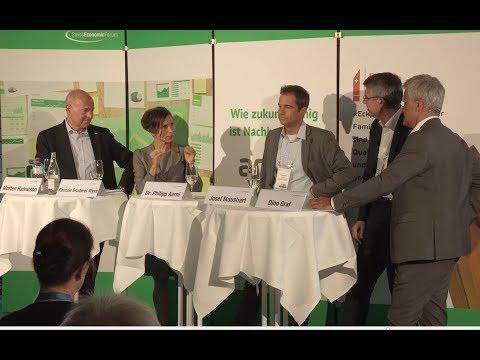 AMAG Breakout Session vom Swiss Economic Forum 2017 zum Thema Nachhaltigkeit