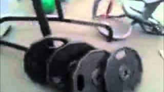 180 pound weighted dip (Four 45 pound plates) 213 bodyweight, 395 pound total