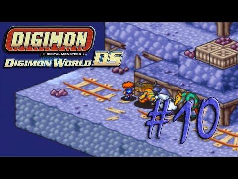 Let's Play Digimon World DS Part 10 - Endlich im Verbotenen Land