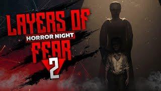 Очередное говно ? Layers of Fear 2 прохождение на русском Horror Night | Стрим