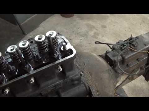 T-Minus 128,1968 Triumph TR250 Restoration, Trailing Arm Engine Tear Down Part 1