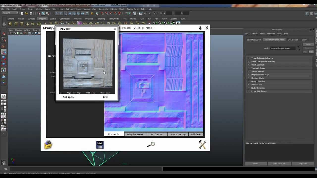how to bring tools in maya