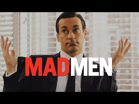 What Is Mad Men Trying To Sell Us?