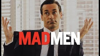 What is 'Mad Men' Trying To Sell Us?